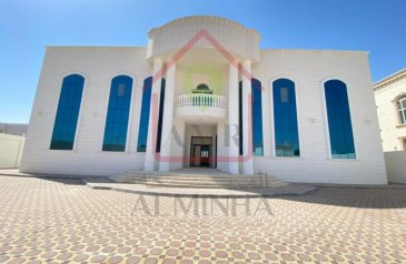 Commercial Building To Rent in Ramlat Al Zakher, Zakher, Al Ain - Brand New Bright Property With Private Huge Yard