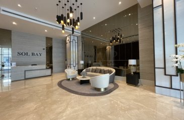 1,990 Sq Ft, Office To Rent in Sol Bay, Business Bay, Dubai - Nice Layout Shell & Core office in Business Bay ..