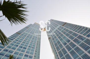 One Bedroom, Two Bathroom, Apartment To Rent in Corniche Abu Dhabi, Abu Dhabi - Spacious Layout | Appliances | Stunning View