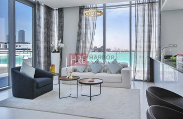 Residential Building For Sale in District One, Mohammed bin Rashid Al Maktoum City (MBRC), Dubai - High Quality Building With Lagoon View