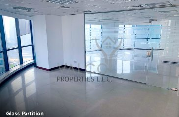 1,092 Sq Ft, Office For Sale in Jumeirah Bay X3, Jumeirah Lakes Towers - JLT, Dubai - Big-Return Value | Fully-Fitted Office