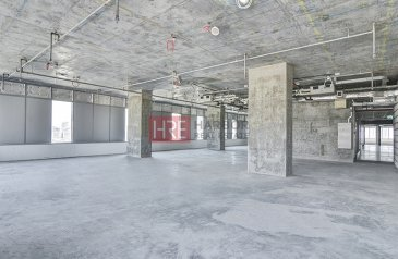 3,858 Sq Ft, Office To Rent in Control Tower, Uptown Motor City (UMC), Dubai - AED 50 Per Sq Ft | 3 Months Fit-Out Grace Period