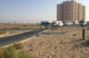 Vacant Residential Plot For Sale in Saih Shuaib, Dubai - Plot Available for sale at Saih Shuaib 2
