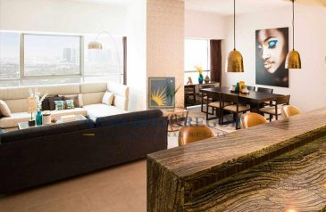 Two Bedroom, Three Bathroom, Apartment To Rent in Onyx Tower, The Greens, Dubai - Fully Furnished 2 Bedroom l Pay by credit card