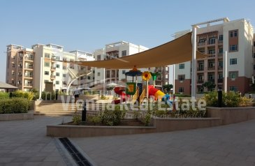 One Bedroom, Two Bathroom, Apartment To Rent in Al Waha, Al Ghadeer, Abu Dhabi - Monthly payment 1 Bedroom Apartment with balcony