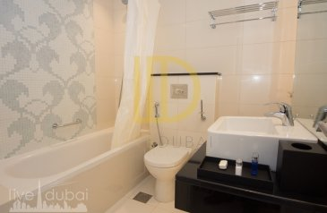 Studio, One Bathroom, Apartment To Rent in Capital Bay, Business Bay, Dubai - MH I Fully Furnished I Parking I High Floor