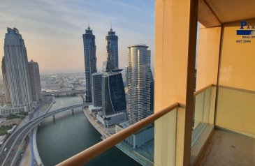Two Bedroom, Three Bathroom, Apartment For Sale in Churchill Towers, Business Bay, Dubai - 2BR w LAKE VIEW I OPEN KITCHEN I HIGH FLOOR