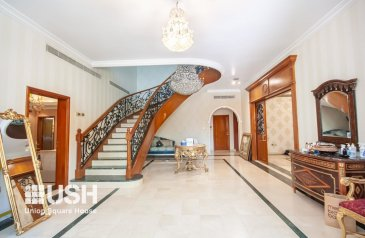 8 Bedrooms, 7 Bathroom, Villa For Sale in Jumeirah 2, Dubai - Spacious 6 bed with independent 2 bed guest house