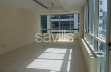 Two Bedroom, Three Bathroom, Apartment To Rent in Silicon Plaza, Barsha Heights (TECOM), Dubai - Chiller Free | One Month Free | Flexible Payments