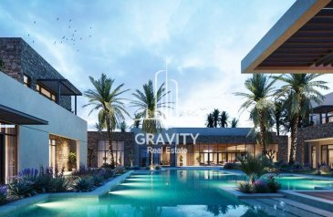 Two Bedroom, Four Bathroom, Villa For Sale in Ghantoot, Abu Dhabi - Unique and Luxurious villa w/ private beach access
