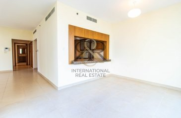 One Bedroom, Two Bathroom, Apartment For Sale in Tanaro, The Views, Dubai - Vacant Unit | Lake View with Spacious Balcony