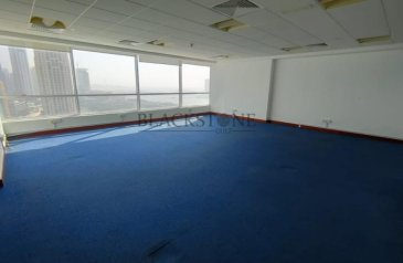 2,864 Sq Ft, Office To Rent in Concord Tower, Meydan, Dubai - Fully Fitted   Affordable   Top-Quality Interior