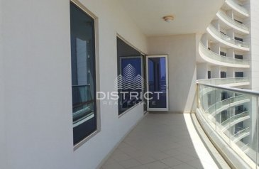 One Bedroom, Two Bathroom, Apartment For Sale in Oceanscape, Al Reem Island, Abu Dhabi - With Rent Refund I High Floor I Stunning Views