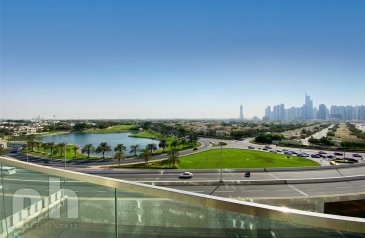 One Bedroom, Two Bathroom, Apartment To Rent in Building C2, The Hills, Dubai - Stunning Views   Vacant Now   1 Bedroom  