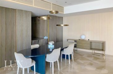 Two Bedroom, Three Bathroom, Apartment To Rent in FIVE Palm Jumeirah, The Palm Jumeirah, Dubai - Partial Sea View   Luxury Living   Vacant