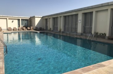Two Bedroom, Two Bathroom, Apartment To Rent in Al Murjan Tower, Danet Abu Dhabi, Abu Dhabi - Vacant Now! Multiple Payments: 2BR with Amenities