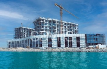 One Bedroom, Two Bathroom, Apartment For Sale in Al Hamriya, Sharjah - Beautiful sea view apartment I Post-handover payment