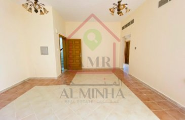 Two Bedroom, Two Bathroom, Apartment To Rent in Al Mnaizlah, Al Ain - Its a Neat & Clean Flat With Wardrobes & Balcony