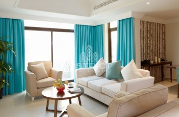 Three Bedroom, Four Bathroom, Hotel Apartment To Rent in Salaam Street, Abu Dhabi - Best Location I Fully Fitted Apt I Great Facility