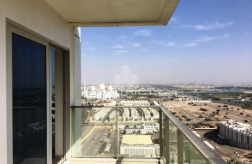 Three Bedroom, Three Bathroom, Apartment To Rent in Sheikh Zayed Grand Mosque District, Abu Dhabi - Large Apt. I Balcony I Great Community