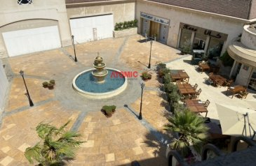 One Bedroom, Two Bathroom, Apartment For Sale in Courtyard Apartments, Mirdif, Dubai - Cheapest 1BR | Investor Deal | Fountain View