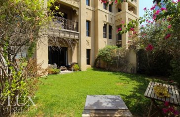 One Bedroom, One Bathroom, Apartment To Rent in Reehan, The Old Town, Downtown Dubai, Dubai - OT Specialist   Large Garden   Very Bright