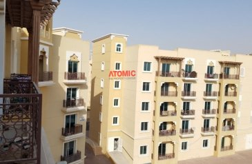 One Bedroom, Two Bathroom, Apartment To Rent in Emirates, International City, Dubai - Spacious 1 Bed ll Community View ll with Balcony