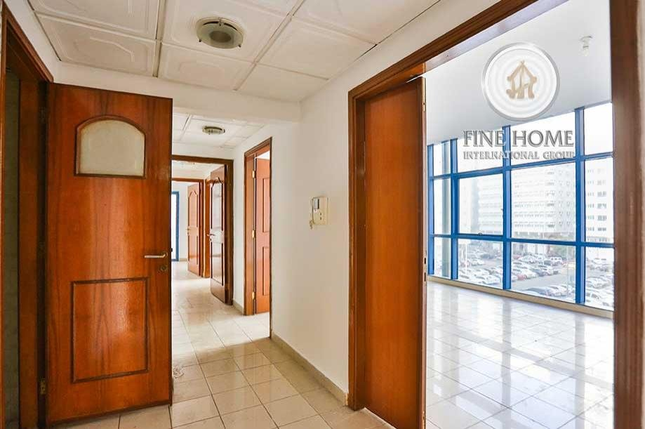 14594 Ap112696 Two Bedroom Two Bathroom Apartment To Rent In Tourist Club Area Tca Abu Dhabi