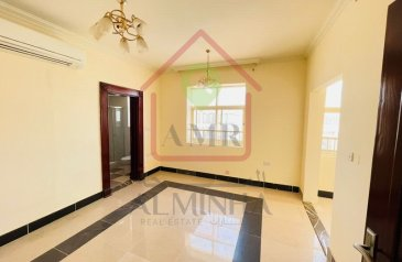Two Bedroom, Two Bathroom, Apartment To Rent in Al Khabisi, Al Ain - 2 Master Bedrooms With Wardrobes In 6 Payments
