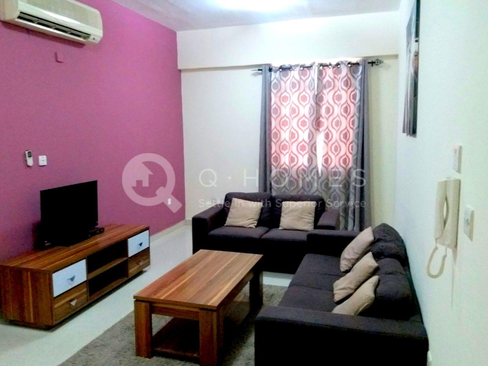 1 Bedroom Furnished Apartment Doha