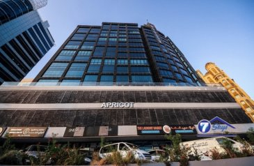 235 Sq Ft, Office To Rent in The Apricot, Dubai Silicon Oasis (DSO), Dubai - Office 19k in 4 Cheques + Free Maintenance/Chiller
