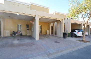 Two Bedroom, Two Bathroom, Villa To Rent in Al Reem 2, Arabian Ranches, Dubai - Vacant 2BR+Study | Type 4M | Well Maintained