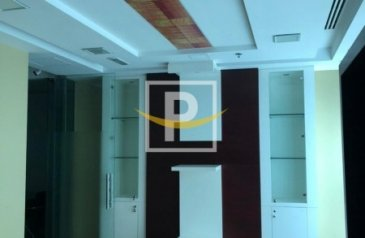 1,350 Sq Ft, Office To Rent in Oud Metha, Dubai - Near Metro |Fully Fitted |Executive Office Space
