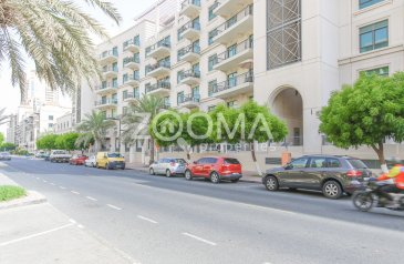 One Bedroom, One Bathroom, Apartment To Rent in Arno, The Views, Dubai - 1 Bedroom | Balcony | 6 Cheques | Arno A