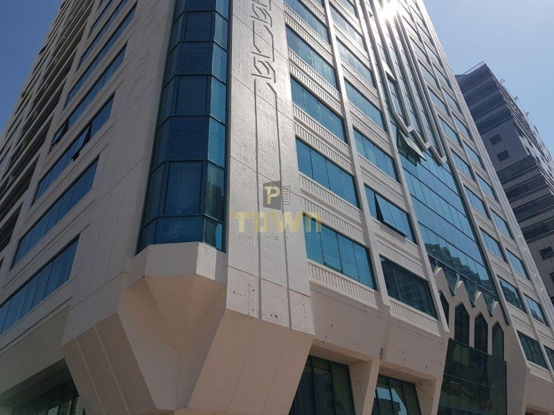 Rent Now! Fitted Retail Shop For Rent In Khalidiya, Electra Street In Abu Dhabi