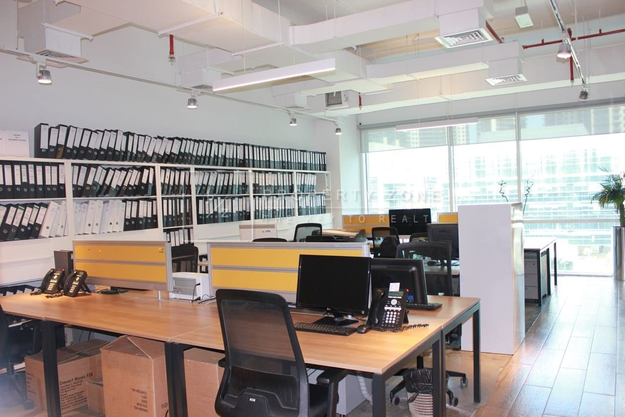Furnished/ Fountain View/ Fitted Office Space