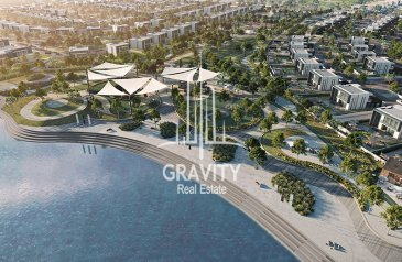 Residential Plot For Sale in Lea, Yas Island, Abu Dhabi - Residential Plot for sale in Yas Island