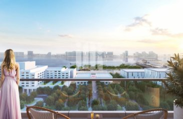 Studio, One Bathroom, Apartment For Sale in Diva, Yas Island, Abu Dhabi - Great Offer For Investors. Cash Payment