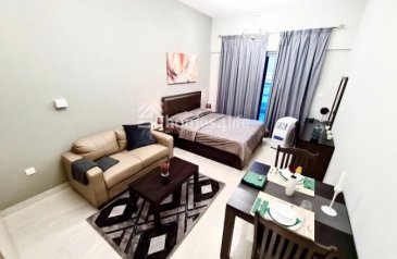 Studio, One Bathroom, Apartment To Rent in Elite Business Bay Residence, Business Bay, Dubai - Ready To Movin   Brand New Fully Furnished Studio
