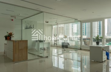 1,792 Sq Ft, Office To Rent in The Exchange, Business Bay, Dubai - Fitted | Prime Location | Mid Floor | Parking