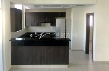 Two Bedroom, Three Bathroom, Apartment To Rent in Guardian Towers, Danet Abu Dhabi, Abu Dhabi - City Life w/ Maid's Room and Full Facilities
