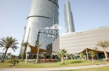 10,624 Sq Ft, Office For Sale in Sky Tower, Al Reem Island, Abu Dhabi - GREAT DEAL! Beautiful and Spacious with Fully Fitted and Furnished Offices in Sky Tower!
