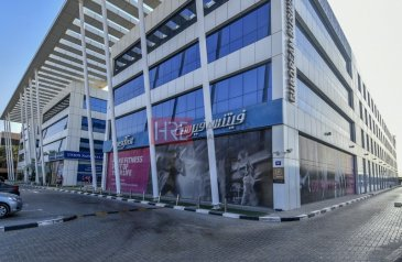 826 Sq Ft, Office To Rent in Dubai Investments Park (DIP), Dubai - Fitted Office   Community View   Near Metro