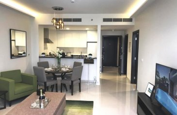 One Bedroom, Two Bathroom, Apartment For Sale in Celestia, Dubai World Central, Dubai - Best Value   Fully Furnished   4 Star Amenities