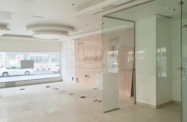 Existing 1,635 Sq Ft, Retail Space For Sale in Marina Diamond 2, Dubai Marina, Dubai - FOR SALE - Retail shop for sale facing road