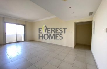 Two Bedroom, Three Bathroom, Apartment To Rent in Lake Shore Tower, Jumeirah Lakes Towers - JLT, Dubai - 2 Bedrooms + Maids Unfurnished With Balcony