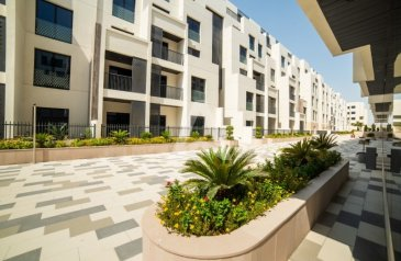 Two Bedroom, Three Bathroom, Apartment For Sale in Janayen Avenue, Mirdif, Dubai - OPEN HOUSE- 30 OCT   NO COMMISSION   READY UNIT