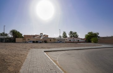 Commercial Plot For Sale in Al Jimi, Al Ain - Freehold Commercial Plot |Prime Location | very good space