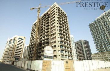 One Bedroom, One Bathroom, Apartment For Sale in Champions Tower 3, Dubai Sports City (DSC), Dubai - 1Bed | Champion Tower 3 | Sport City | Mid-Floor
