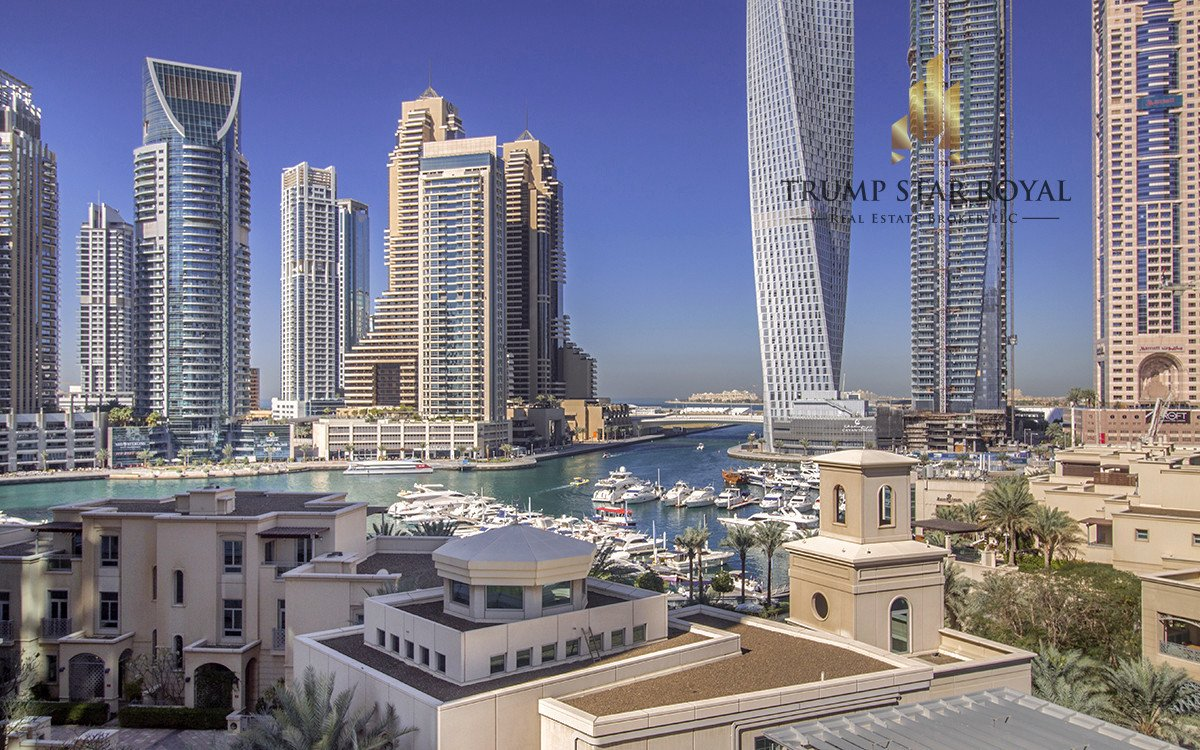 Affordable Apartments to rent in Dubai Marina Towers Emaar ...